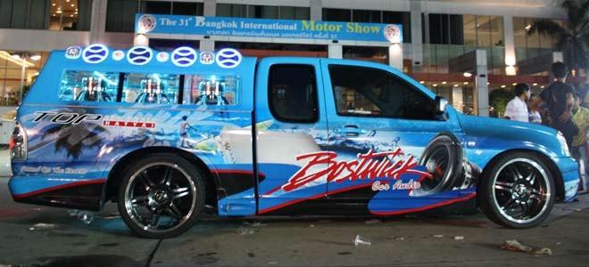 D-MAX ในงาน Motor Show
